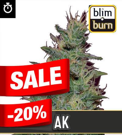 AK AUTOMATIC - BLIM BURN