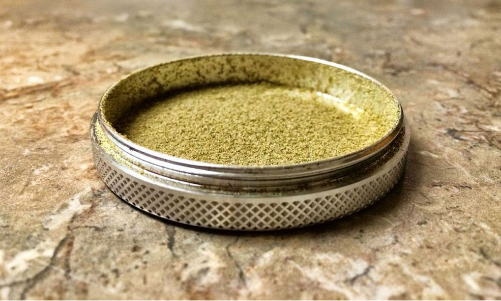 What is Kief?